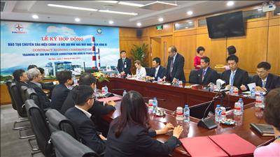 Đào tạo chuyên sâu hiệu chỉnh lò hơi 300 MW Nhà máy điện Uông Bí