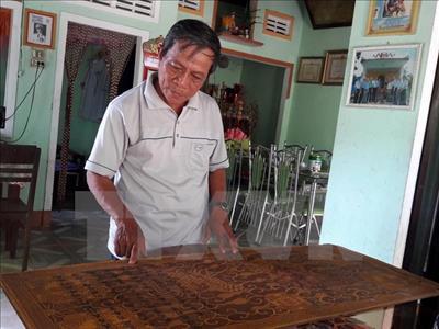 Quảng Ngãi: Một gia đình lưu giữ 7 đạo sắc phong thời triều Nguyễn