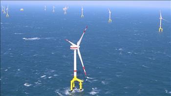 Đức tăng cường khai thác năng lượng gió