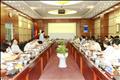 Thứ trưởng Bộ Công Thương Đặng Hoàng An làm việc với PVN về các dự án trọng điểm