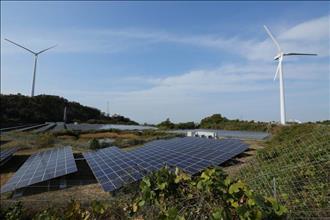 Nhật Bản đẩy mạnh việc dùng năng lượng tái tạo thay nhiên liệu hóa thạch