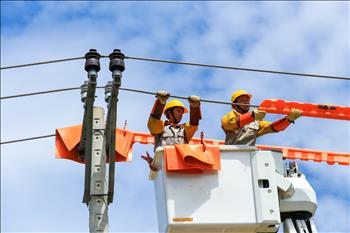 Nửa đầu năm 2018: Sản lượng điện thương phẩm toàn quốc tăng 10,65%