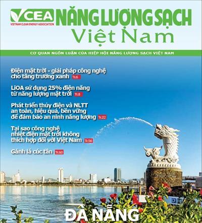 Tạp chí Năng lượng Sạch Việt Nam số 13 (tháng 10/2017)