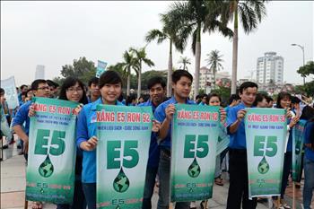 Nửa đầu năm 2018, cả nước tiêu thụ khoảng 1,78 triệu m3 xăng E5 RON92