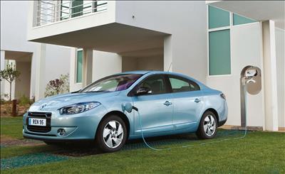 """Hãng xe Renault đang xây dựng """"hệ sinh thái điện thông minh"""" tại Pháp"""