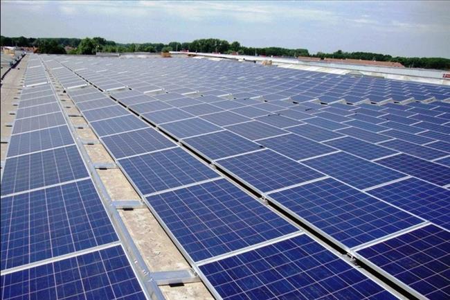 Khởi công xây dựng Nhà máy điện mặt trời Cát Hiệp