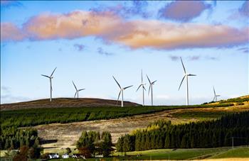 Gia Lai trao chứng nhận đầu tư cho dự án điện gió đầu tiên