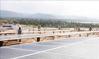 Khánh thành Nhà máy Điện mặt trời Krông Pa