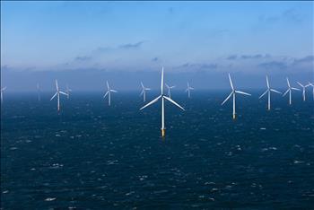 Tiềm năng lớn từ điện gió ngoài khơi Kê Gà