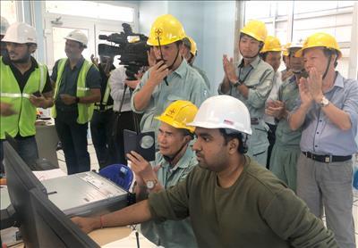 Hòa lưới thành công tổ máy của Thủy điện Đa Nhim mở rộng