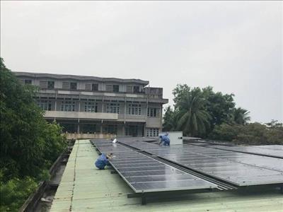 EU hỗ trợ lắp đặt hệ thống năng lượng mặt trời tại các cơ sở công và hộ gia đình ở Đà Nẵng