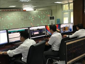 Nhiều phần mềm công nghệ được ứng dụng trong ngành điện