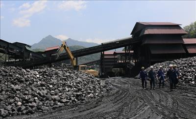 Năm 2019, TKV phấn đấu sản lượng than nguyên khai sản xuất đạt 40 triệu tấn