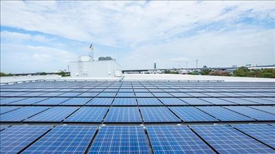 Dự án điện mặt trời mái nhà hộ gia đình sử dụng bộ lưu trữ thông minh