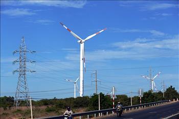 Doanh nghiệp Đan Mạch muốn đầu tư phát triển điện gió ở Việt Nam