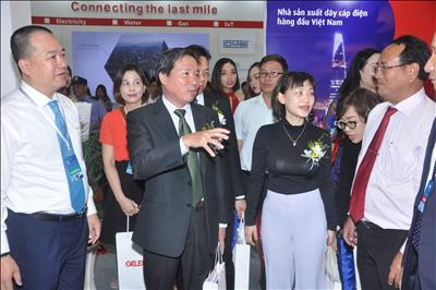 Vietnam ETE & Enertec Expo 2017: Cầu nối giao thương cho các doanh nghiệp thiết bị điện