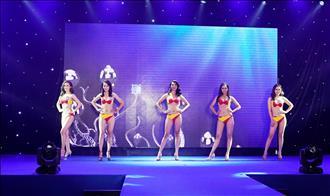 Vietjet đồng hành cùng Hoa hậu Đại Dương 2017