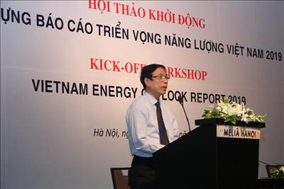 Xây dựng Báo cáo Triển vọng Năng lượng Việt Nam 2019