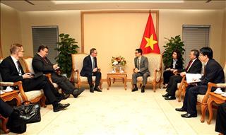 Phần Lan hỗ trợ Việt Nam phát triển năng lượng sạch, đô thị thông minh