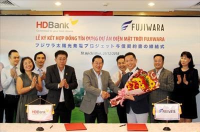 HDBank tài trợ gần 3.000 tỷ đồng để phát triển năng lượng tái tạo