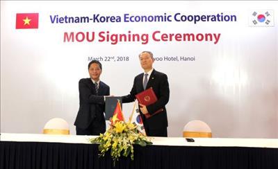 Kêu gọi doanh nghiệp Hàn Quốc hỗ trợ các dự án điện tại Việt Nam