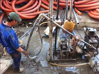 Giếng khoan Hà Nội ô nhiễm vượt mức cho phép