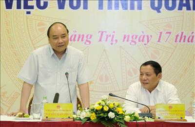 Thủ tướng yêu cầu Quảng Trị phát triển năng lượng mặt trời