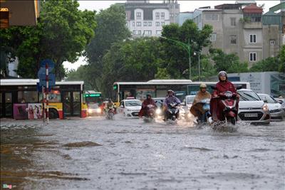 Các tỉnh phía Bắc có mưa lớn trong những ngày tới