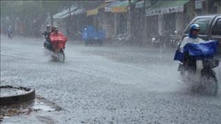Miền Bắc mưa to, đề phòng sạt lở
