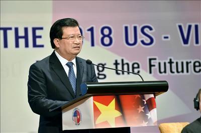 Việt Nam mong muốn doanh nghiệp Hoa Kỳ đầu tư vào lĩnh vực năng lượng sạch