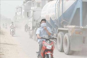 Hà Nội là một trong hai thành phố ô nhiễm nhất Đông Nam Á