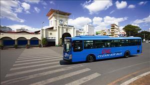 TP HCM tăng số lượng phương tiện giao thông sử dụng nhiên liệu CNG