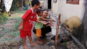 Cấp nước sạch cho đồng bào dân tộc thiểu số ở Phú Yên