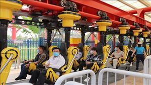Quảng Ninh mở lại nhiều hoạt động thu hút khách du lịch