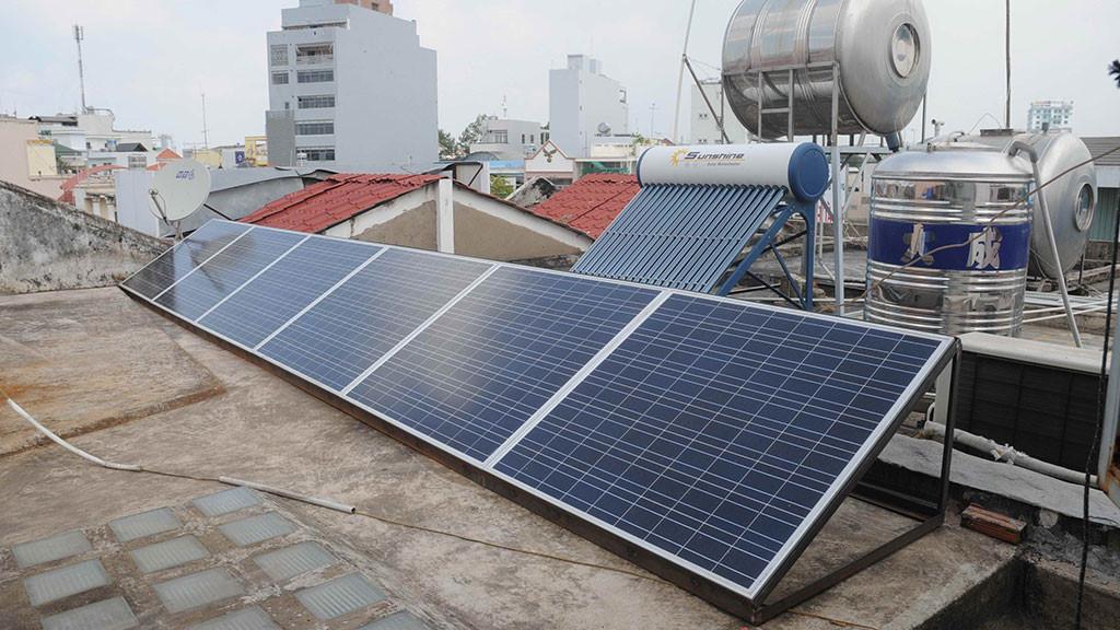Điện lực Đắk Lắk khuyến khích phát triển điện mặt trời