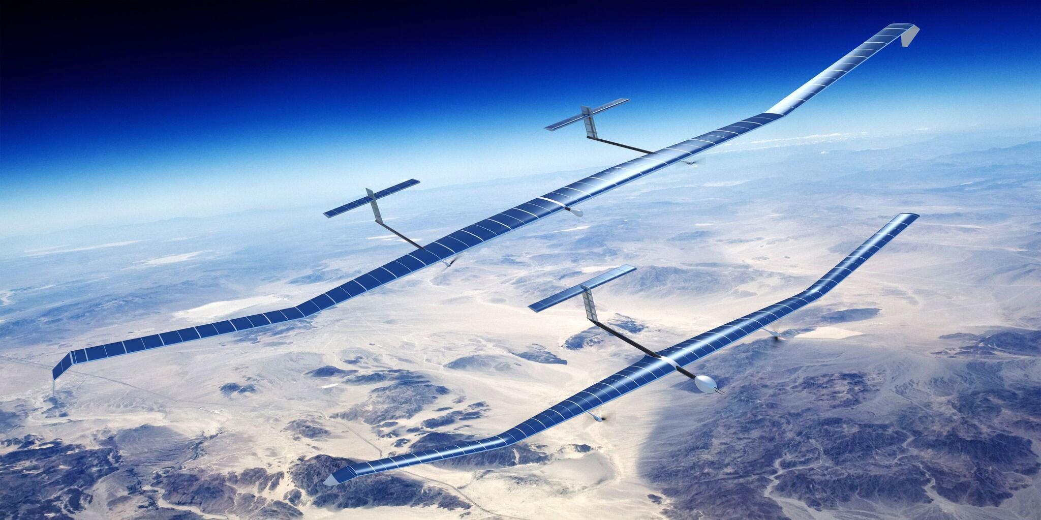 Airbus giới thiệu máy bay không người lái sử dụng năng lượng mặt trời