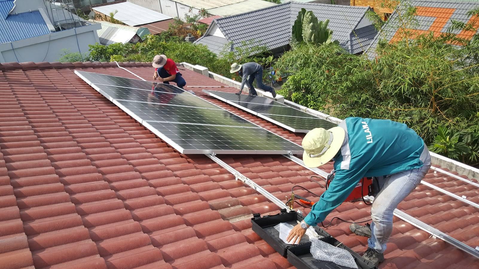 Đưa năng lượng tái tạo tới từng gia đình Việt