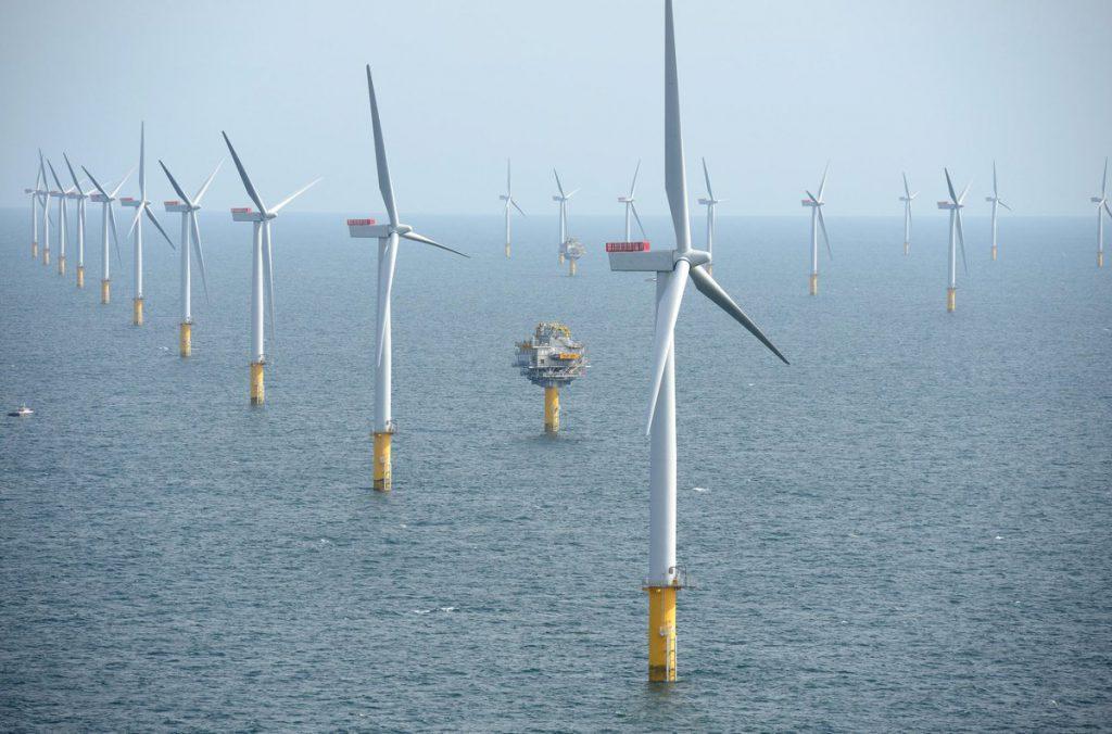 Đề xuất phát triển trang trại điện gió đầu tiên tại ngoài khơi khu vực miền Nam