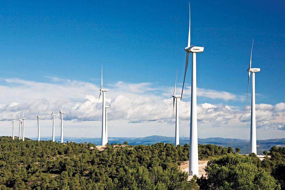 Hãng Voltalia xây dựng trang trại điện gió ở Brazil