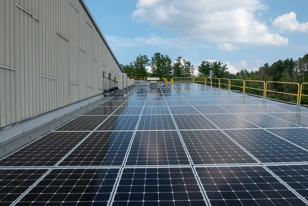 Nối lưới thành công Dự án điện mặt trời áp mái tại Hậu Giang
