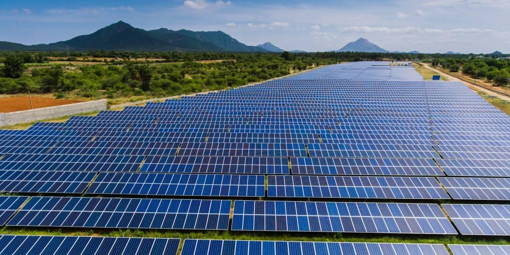 Khởi công dự án điện mặt trời HCG & HTG 100MWp