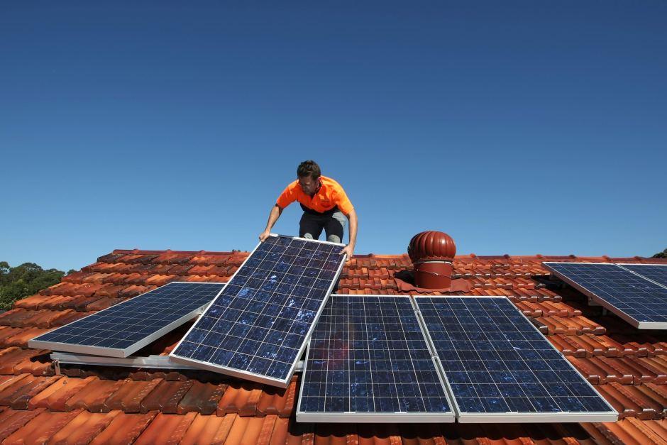 1/5 dân số Australia sử dụng năng lượng mặt trời
