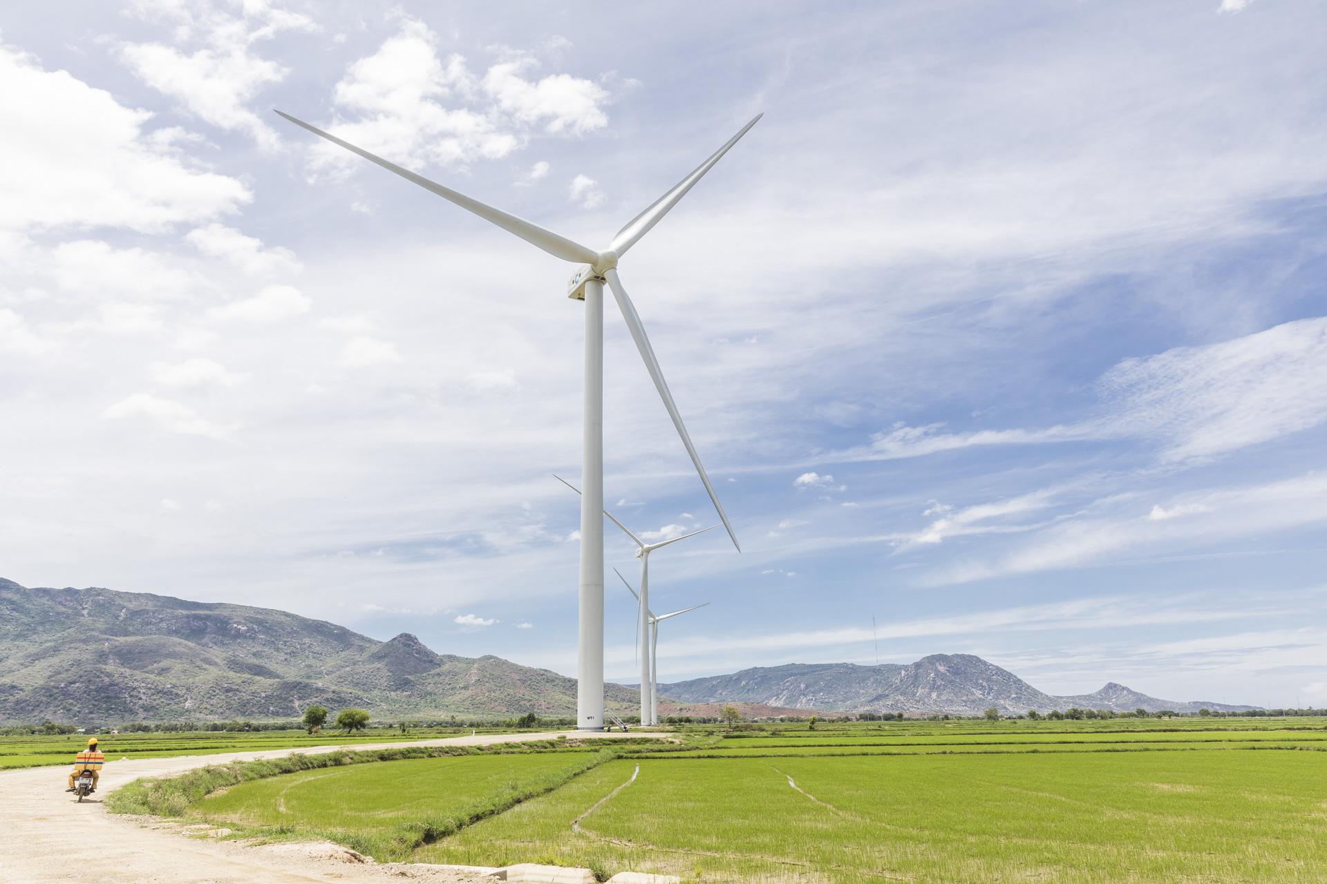 Cơ hội cho các dự án điện gió